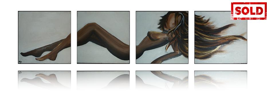 Femma Minimal Artwork by Katy Jobbins