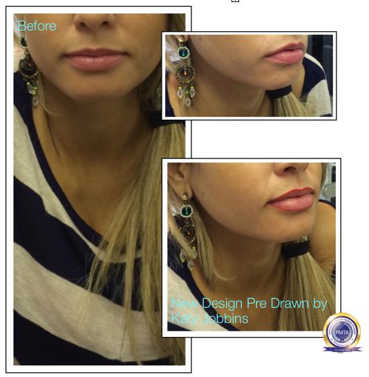 16-Katy Jobbins Permanent Makeup Watercolor Full Lip Tint