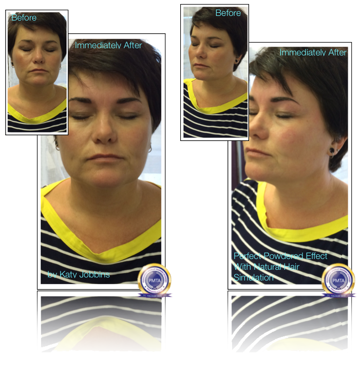 29-Katy Jobbins Permanent Makeup Perfect Powdered Effect With Natural Hair Simulation