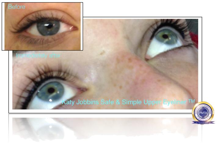 5-3-Katy Jobbins Permanent Makeup Safe And Simple Upper Eyeliner