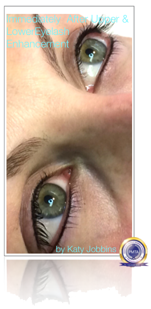 Permanent Upper & Lower Eyelash Enhancement