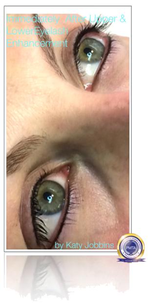Permanent Upper & Lower Eyelash Enhancement