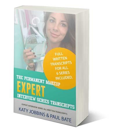 Expert Interview Series Transcripts 3d