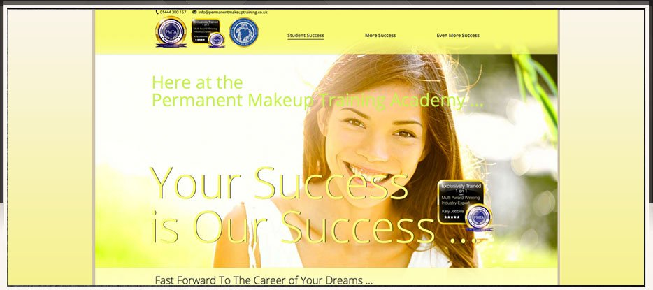 Student Success Website Banner