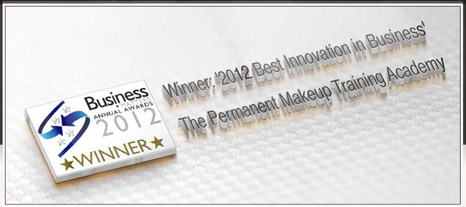 Katy Jobbins Winner 2012 Best Innovation in Business