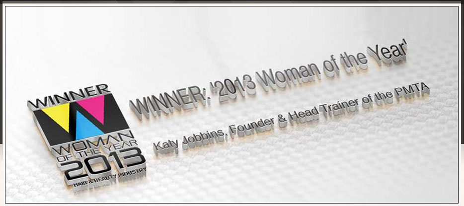 Katy Jobbins Winner 2013 Woman of the Year Award