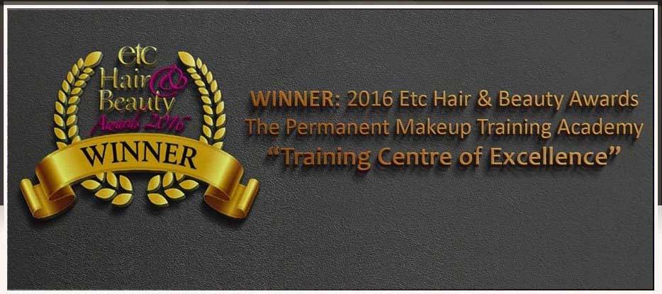 Katy Jobbins Winner 2016 etc Hair & Beauty Award