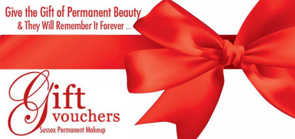 Sussex Permanent Makeup Gift Voucher