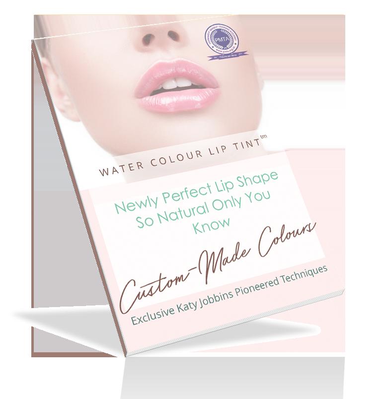 Permanent Makeup Lip tint
