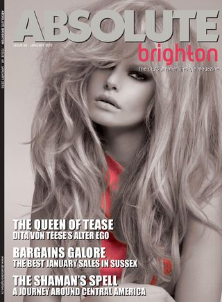 Absolute Brighton Cover